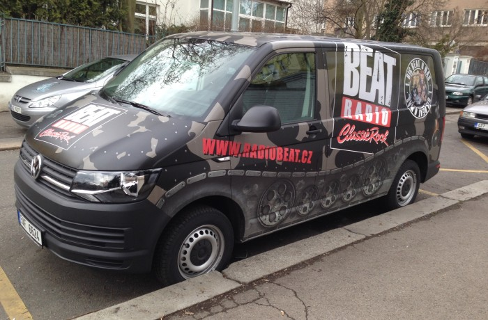 VW Transporter pro Radio BEAT